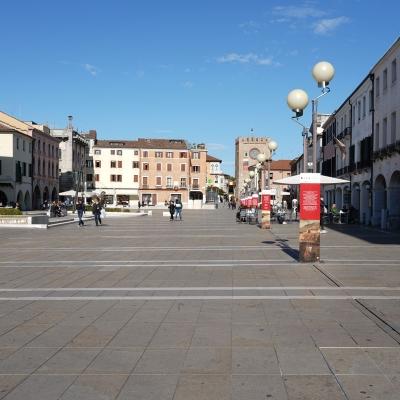 """""""Francesco Morosini: la difesa di Venezia tra mare e terra a Creta e nel Peloponneso"""" - Piazza Ferretto  - Ph.© Socal B."""