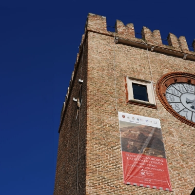 """""""Francesco Morosini: la difesa di Venezia tra mare e terra a Creta e nel Peloponneso"""" - Torre Civica di Mestre - Ph.© Socal B."""