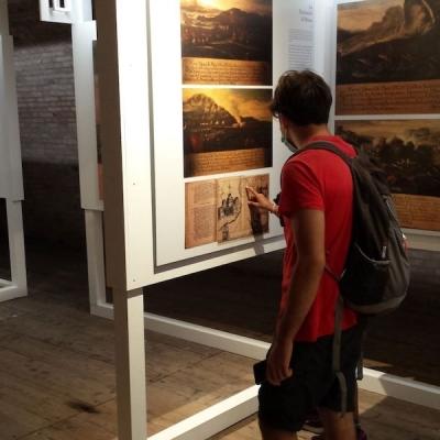 """Visite alla mostra """"Fortezze e città a Creta nel Peloponneso al tempo di Francesco Morosini"""" a Forte Marghera"""
